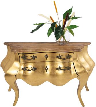 Zaaranżuj wnętrze w barokowym stylu Glamour