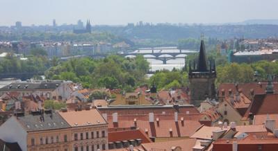 Zwiedzaj czeską Pragę